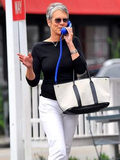 Move over blue tooth! Get this retro style phone attachment from Fitz & Emme! Visit our facebook page to order yours today!  http://www.facebook.com/fitzandemme