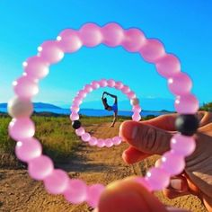 Pink Lokai Bracelet Pink Lokai Bracelet in All Sizes S,M,L,XL.. ‼️ Bundle Discount is Available✔️Buy More 3 or More and Get 15% Off Check My Closet For More Colors Lokai Jewelry Bracelets