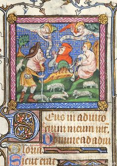 Book of Hours, MS M.229 fol. 49r - Images from Medieval and Renaissance Manuscripts - The Morgan Library & Museum