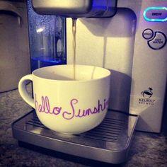 Easy DIY mug tutorial