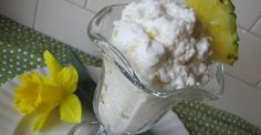 Mennonite Girls Can Cook: Glorified Rice. A blast from the PAST! Glorified Rice Recipe, Delicious Desserts, Dessert Recipes, Dessert Salads, Fruit Salads, Yummy Recipes, Free Recipes, Recipies, Kitchens