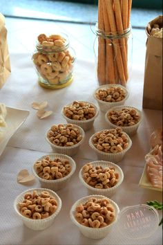 Piccoli cofanetti con cereali al miele. www.bonappetitmama.it