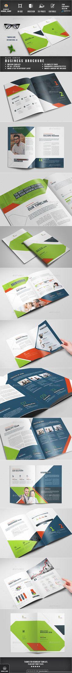 Brochure Indesign Brochure Templates, Travel Brochure Template, Letterhead Template, Brochure Layout, Brochure Design, Creative Brochure, Corporate Brochure, Business Brochure, Company Profile Design