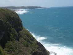 Puerto Rico - Coast of Quebradillas