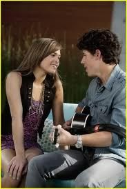 Nacy: Nick Jonas & Macy Misa (JONAS L.A.)  Was anybody as obsessed with Nacy as I was...?