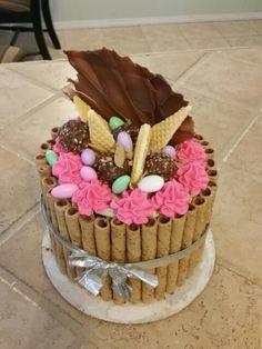 Chocolate endulgence cake