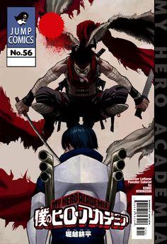 Manga Boku no Hero Academia Capítulo 56 Página 1 -El Asesino de Héroes & Ilda