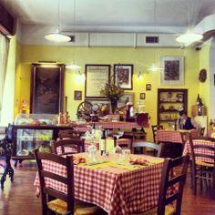.Restaurante italiano - fomos lá duas vezes