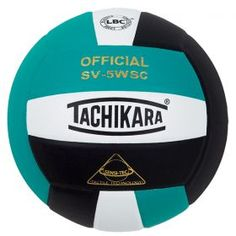 Team Color Practice or Official Game Volleyballs