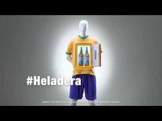 Cervejaria argentina esbanja criatividade e humilha Seleção Brasileira em comercial - Seleção Brasileira