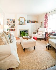 Holly Mathis living room