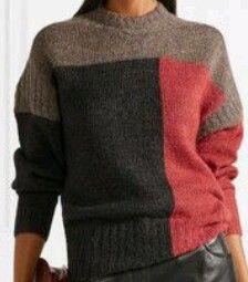 Knitting Stitches, Knitting Designs, Baby Knitting, Knitting Patterns, Knitted Baby Cardigan, Knitted Bags, Knit Beanie, Knitwear Fashion, Knit Fashion