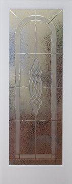 Delicieux Cameron Decorative Glass Interior Door From HomeStory Doors