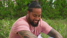 Samoan Men, Trinity Fatu, Deadpool Wallpaper, Wwe Superstars, Tribal Tattoos, Amber, Twins, Wrestling, Mens Tops