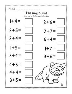 Math Tubs for Halloween-Add, Clip and Glue by First Grade Friendly Frogs Kindergarten Addition Worksheets, First Grade Math Worksheets, English Worksheets For Kids, Kindergarten Math Activities, School Worksheets, 1st Grade Math, Preschool Math, Maths, Grande Section