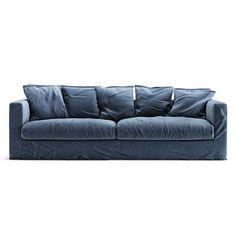 Le Grand Air 3-sitssoffa från Decotique.Med den deco-style inspirerade 3-sitssoffan från D...