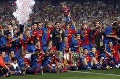 FC BARCELONA... what a team! Soccer at its finest!