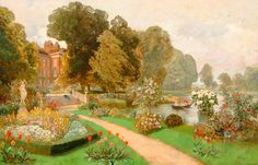 Alois Arnegger | Romantic landscape painter | Tutt'Art@