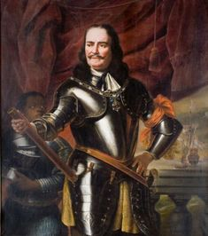 Michiel de Ruyter the most famous Dutch hero on the sea. He is well known for his participations in battles and for protecting the Dutch fleet. Rembrandt, Holland, Dutch Golden Age, Scottish Clans, Dutch Painters, Historical Art, Tall Ships, Postmodernism, Artist Painting