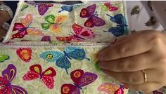 Artes Manuais com Kika Florence: Tutorial lancheira térmica