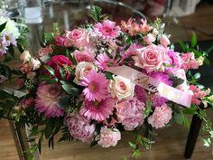 Blooms Florist, Funeral, Floral Wreath, Wreaths, Photo And Video, Instagram, Floral Crown, Door Wreaths, Deco Mesh Wreaths