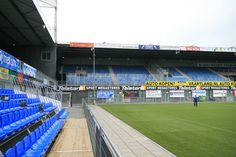 IJsseldelta Stadion, Zwolle, Países Bajos, Capacidad 12.500 espectadores, Equipo local PEC Zwolle. Basketball Court, Content, Sports, The Netherlands, Countries, Hs Sports, Sport