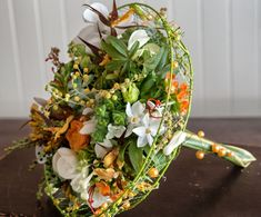 whimsical bouquet, Francoise Weeks - photo: Jamie Bosworth