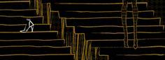【Facebook cover】『シンデレラを題材に。シュールな感じになってしまいました~。』制作日7/5