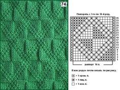 узоры из лицевых и изнаночных петель для вязания спицами: 21 тыс изображений найдено в Яндекс.Картинках