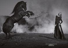 PHOTOGRAPHER: Jaume de LaIguana FASHION&ART DIRECTOR: Abraham Gutiérrez