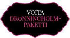 Voita Dronningholm-paketti Pie Dish, Dishes, Tablewares, Dish, Signs, Dinnerware