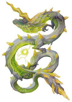 sushiartstudio Finally finished my Farosh. The first time I saw this dragon was magical in Zelda breath of the wild. Breath Of The Wild, Fantasy Creatures, Mythical Creatures, Zelda Tattoo, Dragons, Legend Of Zelda Breath, Link Zelda, Twilight Princess, Anime