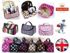 #Travel #organizer accessory toiletry #zebra cosmetic make up holder case bag pou,  View more on the LINK: http://www.zeppy.io/product/gb/2/252116455845/