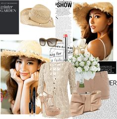 """""""summer"""" by noraa81282 ❤ liked on Polyvore"""