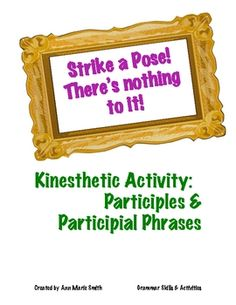 Need to spark some interest for those kinesthetic learners