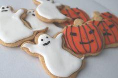 Recette de sablés d'Halloween