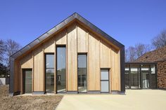 Maison de LEnfance / Nomade architectes https://t.co/2nJ2F8iboY via PaigeStainless