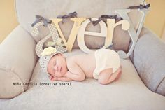 Cute pic with baby's name