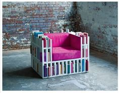 Bibliochaise from Nobody & Co.