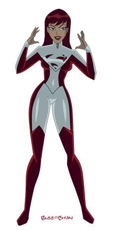 Lana Lang - Superwoman by Glee-chan