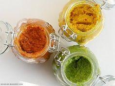 Tajskie pasty curry