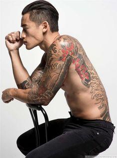 Male Fashion Trends: Vihn Luu por Juliana so para ADON Magazine