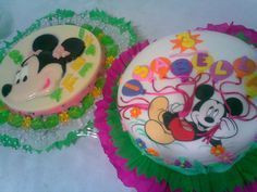 Mikey y Minie mouse