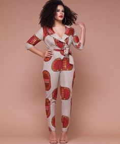 Ankara Jumpsuit is a must in every women's warddrobe.It gives you a stylist and trendy look.It can fit in every occassion whether its party or a formal look.jumpsuits suits on taller women than the short ones.It is very easy to carry and we can wear it any wear we want to.A high heels shoes is…