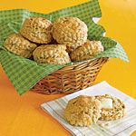 Beer-and-Cheese Biscuits Recipe | MyRecipes.com