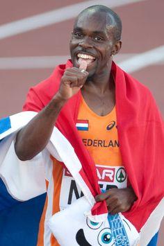 Churandy Thomas Martina (Willemstad, 3 juli 1984) is een sprinter uit Curaçao. Hij nam driemaal deel aan de Olympische Spelen. Tweemaal voor de Nederlandse Antillen (2004 en 2008) en eenmaal voor Nederland op de Olympische Spelen in Londen, in 2012. In Londen stond hij in de finales van de 100 m, 200 m en 4 x 100 m. Martina is Nederlands recordhouder op de 100 m, 200 m en de 4 x 100 m estafette. Wie wordt er niet blij van deze man.
