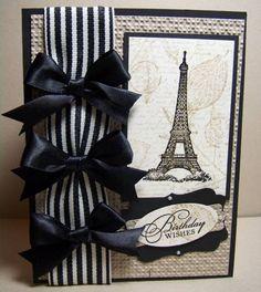 CCMC124 Parisian Birthday