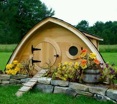 Would make a great kids playhouse