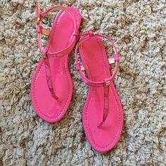 Coach sandals size 7 Mint condition Coach Shoes Sandals