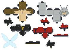 Antman And The Wasp, Lisa Simpson, Ants, Avengers, Digital Art, Printables, Deviantart, Diy, Fictional Characters